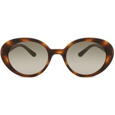 Oliver Peoples Ov5344 The Row oval-frame sunglasses (€265) ❤ liked on Polyvore featuring accessories, eyewear, sunglasses, oliver peoples, oliver peoples glasses, acetate glasses, oval glasses and oliver peoples sunglasses