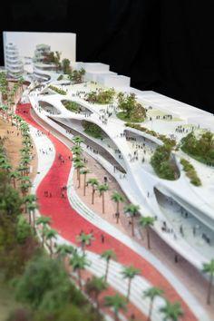 San Berillo Masterplan - Courtesy of Mario Cucinella