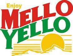 retro mellow yellow - Google Search