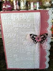 Happy birthday butterfly - Two Peas in a Bucket | cards | Pinterest
