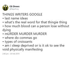 What do you call that thingie thing 😂🤣🤣 Producing may and does assist an Book Writing Tips, Creative Writing Prompts, Writing Words, Writing Quotes, Writing Ideas, These Broken Stars, Writer Memes, Book Memes, Writing Problems