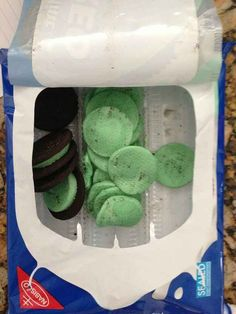 Anyone who eats the cookies and LEAVES THE CREAM: 21 People Who are Clearly Monsters