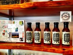 Big Ed's Heirloom BBQ Sauce Now At Bakehouse Charleston | Pigtail Brands BBQ Sauces, Grilling Marinades & Gourmet Specialty Food Products