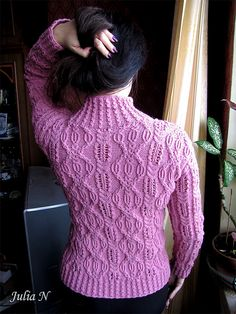 Ravelry: #17 Aran Jacket pattern by Hitomi Shida (志田 ひとみ)