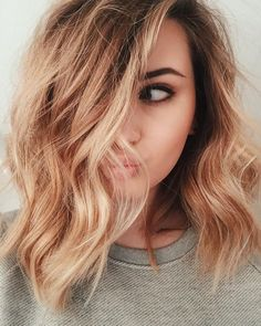 5 Looks All Girls With Medium Length Hair Should Try | www.hercampus.com...