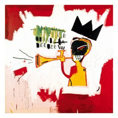 jean michel basquiat wallpaper crown - Google Search