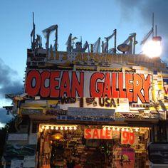 Ocean Gallery in Ocean City, Maryland