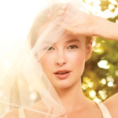 "Jane Iredale ""Blushing Bride"" Makeup 