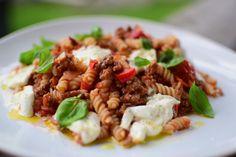 pimp9 Pasta, Beef, Ethnic Recipes, Food, Meat, Essen, Ox, Noodles, Ground Beef