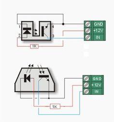 Basic Electronic Circuits, Electronic Circuit Projects, Electronic Schematics, Electrical Projects, Arduino Projects, Electrical Wiring, Electronics Projects, Electronics Basics, Electronics Components