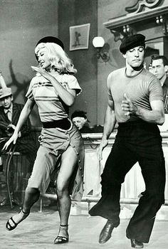 Vera-Ellen and Gene Kelly in Words and Music (1948)