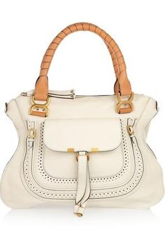 Chloé | Marcie small leather tote - dreaming but on sale :)
