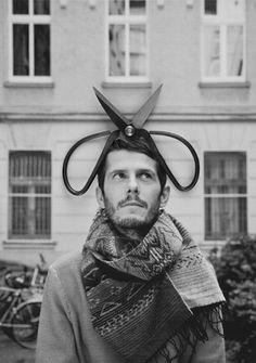 Scissors Gianni | Jan von Holleben