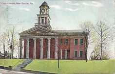 Vintage Postcard Court House New Castle Pennsylvania PA 1909 for USD5.00 #Collectibles #Postcards #US #Pennsylvania Like the Vintage Postcard Court House New Castle Pennsylvania PA 1909? Get it at USD5.00!