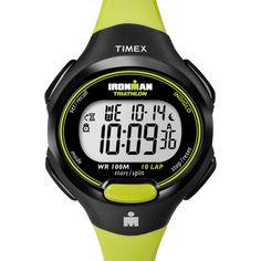 NEW TIMEX WOMENS IRONMAN ESSENTIAL 10 MID-SIZE