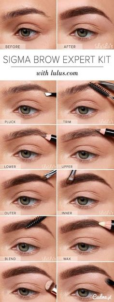 Here Are 10 Tips For Beginners That'll Make Your Eyebrows Fleeker Than Fleek.