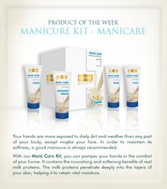 Richfeel-Tip of the day and Product of the week 13/08/2015