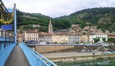 Serrières, Ardèche