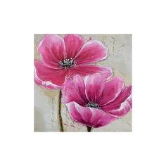 Cuadros Flores Modernos 100 X 100 Cm - Envio Gratis  !!!! - $ 1.350,00