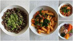 4 błyskawiczne i zdrowe sosy do makaronów