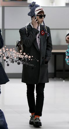 g dragon style | ... OUT OF BED IN THE MORNING AND THROW ON WHAT I WANTED G.DRAGON STYLE