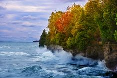 Cave Point County Park | Sturgeon Bay, WI