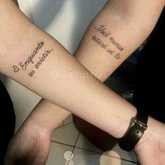 Trendy Tattoos, Love Tattoos, New Tattoos, Small Tattoos, Tattoos For Women, Tatoos, Meaningful Tattoos For Couples, Finger Tattoos For Couples, Couple Tattoos