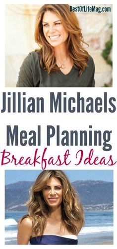 Finding good Jillian Michaels breakfast ideas to stay on track with your workout routine isn't easy, but not impossible and will get you the best results.