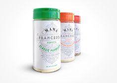 Mama Francesca #packaging from @Fil Kirchner Leo Burnett