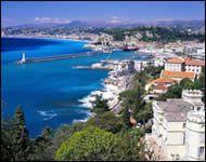 Nice, France ~ I'd love to visit...