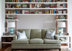 Case by Case - Home Tour: A Sophisticated New York City Apartment by Fawn Galli - Photos