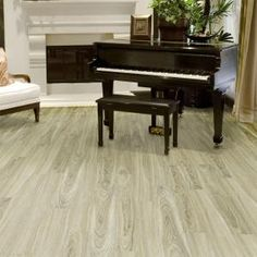 TrafficMASTER Allure 6 in. x 36 in. Alpine Elm Resilient Vinyl Plank Flooring (24 sq. ft./case)-63275.0 at The Home Depot