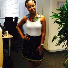 isiZulu Traditional Attire African Wear, Traditional, How To Wear, Dresses, Fashion, Gowns, Moda, African Fashion, Fashion Styles