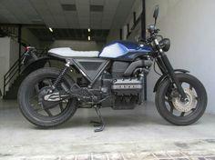 BMW K75 by Adrenaline Machine