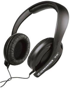 Sennheiser HD 202 II - Auriculares de diadema cerrados para compradores con bajo presupuesto - Opinión