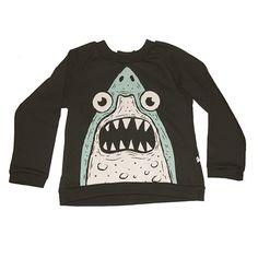 Electrik Kidz sweater Haai