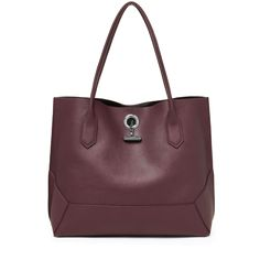 Waverly Tote in Wine