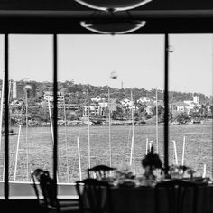 Breathtaking views from the restaurant • Adelaide👰+Vitor🎩 wedding @aboutlifephoto @rsys1862 @sayidowithlou @daymade.event.co • • • #sydneywedding #royalsydneyyachtsquadron #yachtclub #australianbride #braziliangroom #lowernorthshore • • • #aboutlifephoto #sydneyphotographer