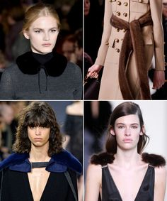 The 22Trends, Fashion Ideas, and Styling Tricks That We Loved From Fall 2016 #NYFW - FURRY TOUCHES  - from InStyle.com