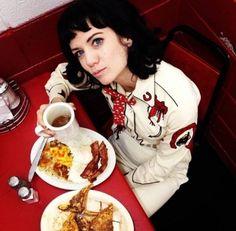 A Country Breakfast - Nikki Lane