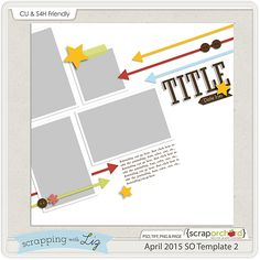 Limited Time FREE Digital Scrapbook Template from Scrapping with Liz Scrapbook Templates, Scrapbook Designs, Scrapbook Sketches, Scrapbook Supplies, Digital Scrapbooking Freebies, Scrapbooking Layouts, Digital Papers, Overlays, Something To Do