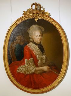 Anna Rosina de Philippine Charlotte, oil on canvas - Braunschweigisches Landesmuseum - A4 Poster, Poster Prints, Female Painters, Prussia, Vintage Artwork, Female Portrait, Oil On Canvas, Charlotte, Anna