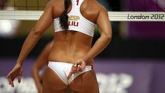 RantSports.com.  30 of the Hottest Women's Beach Volleyball Players on the Planet.  Why don't they make the top plays of the day!!!  And Men's Beach Volleyball for that matter!!!!