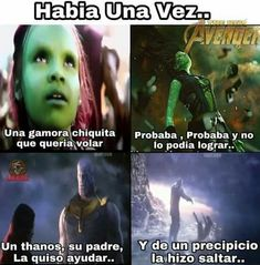 One shots Marvel Mundo Marvel, Marvel Funny, Marvel Dc Comics, Memes Humor, Funny Memes, Marvel Universe, Thanos Avengers, Troll, Funny Spanish Memes