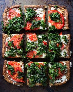 Vegan Cauliflower Crust Pizza - Sweet Potato Soul by Jenné Claiborne, Vegan Recipes Easy, Pizza Recipes, Free Recipes, Vegan Cauliflower Pizza Crust, Vegan Pizza, Cauliflower Recipes, Vegan Chef, Vegan Food, Healthy Food