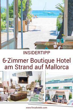 Urlaub auf Mallorca am Meer im Canyamar Beach Hotel in der Bucht von Canyamel: Morgens schon vom Geruch des Meeres geweckt zu werden, dem Kreischen der Möwen zu lauschen und beim Blick aus dem Fenster das tiefe Blau des Mittelmeeres zu entdecken. #canyamar #mallorca #canyamel #hotel #urlaubammeer #travel #tipp #strandhotel #meerblick #boutiquehotel
