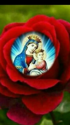 Jesus And Mary Pictures, Mother Mary Images, Images Of Mary, Kristen Stewart Pictures, Jesus Christ Images, Christian Pictures, Holy Rosary, Blessed Virgin Mary, Orthodox Icons