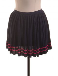 Blue Mini Skirt by Juicy Couture- Size SP-$45.95 on LikeTwice.com