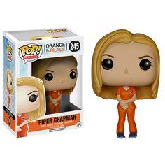 Orange is the New Black Pop! Vinyl Figure Piper Chapman