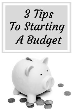 Budgeting is on everyone's mind, I'm giving you 3 tips to start budgeting, if you do these three things, you will be in a much better financial situation.